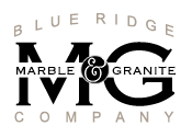 Blue Ridge Marble Mobile Logo